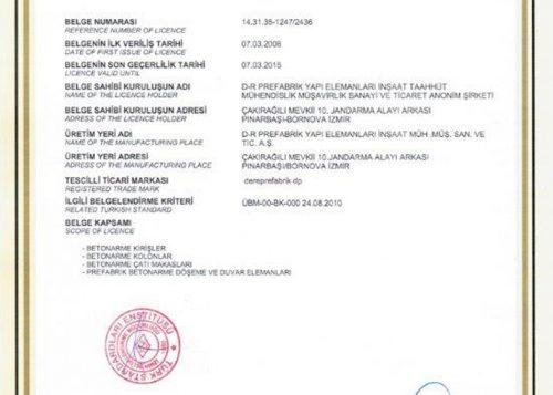 dere-prefabrik-sertifikalar-tse-uygunluk-2