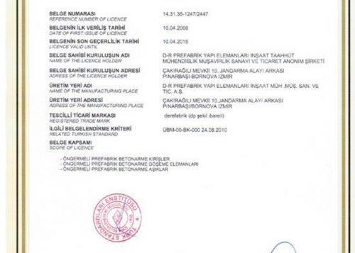 dere-prefabrik-sertifikalar-tse-uygunluk-3